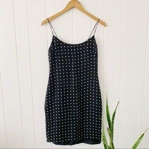 Laundry- By Shelli Segal Polka Dot Dress